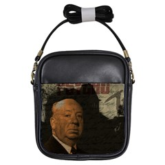Alfred Hitchcock - Psycho  Girls Sling Bags