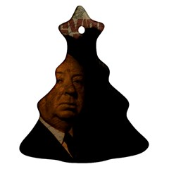 Alfred Hitchcock - Psycho  Christmas Tree Ornament (Two Sides)