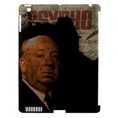 Alfred Hitchcock - Psycho  Apple iPad 3/4 Hardshell Case (Compatible with Smart Cover)