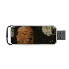 Alfred Hitchcock - Psycho  Portable USB Flash (One Side)