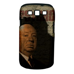 Alfred Hitchcock - Psycho  Samsung Galaxy S III Classic Hardshell Case (PC+Silicone)