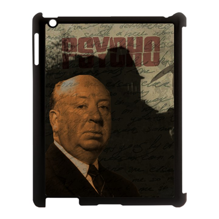 Alfred Hitchcock - Psycho  Apple iPad 3/4 Case (Black)