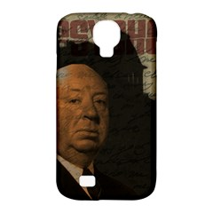 Alfred Hitchcock - Psycho  Samsung Galaxy S4 Classic Hardshell Case (PC+Silicone)