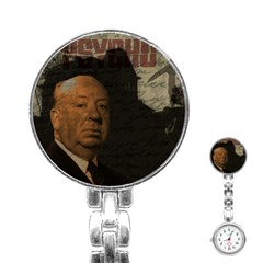 Alfred Hitchcock - Psycho  Stainless Steel Nurses Watch