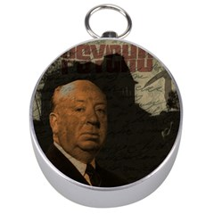 Alfred Hitchcock - Psycho  Silver Compasses