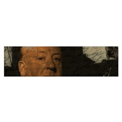 Alfred Hitchcock - Psycho  Satin Scarf (Oblong)