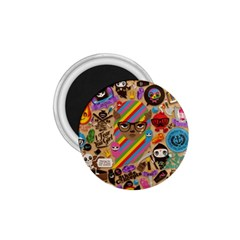 Background Images Colorful Bright 1.75  Magnets