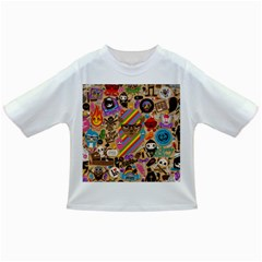 Background Images Colorful Bright Infant/toddler T Shirts