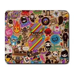 Background Images Colorful Bright Large Mousepads