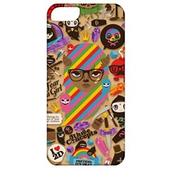 Background Images Colorful Bright Apple iPhone 5 Classic Hardshell Case