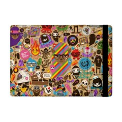 Background Images Colorful Bright Apple iPad Mini Flip Case