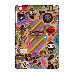 Background Images Colorful Bright Apple iPad Mini Hardshell Case (Compatible with Smart Cover)