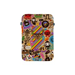 Background Images Colorful Bright Apple Ipad Mini Protective Soft Cases