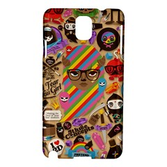 Background Images Colorful Bright Samsung Galaxy Note 3 N9005 Hardshell Case