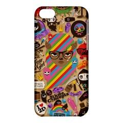 Background Images Colorful Bright Apple iPhone 5C Hardshell Case