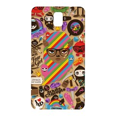 Background Images Colorful Bright Samsung Galaxy Note 3 N9005 Hardshell Back Case
