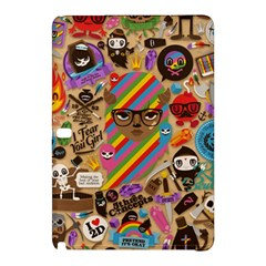 Background Images Colorful Bright Samsung Galaxy Tab Pro 10.1 Hardshell Case