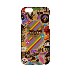 Background Images Colorful Bright Apple iPhone 6/6S Hardshell Case