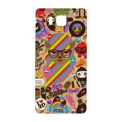 Background Images Colorful Bright Samsung Galaxy Alpha Hardshell Back Case