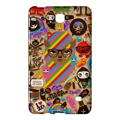 Background Images Colorful Bright Samsung Galaxy Tab 4 (8 ) Hardshell Case
