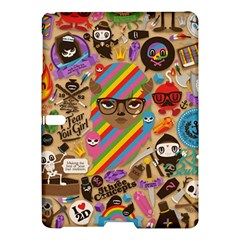 Background Images Colorful Bright Samsung Galaxy Tab S (10.5 ) Hardshell Case