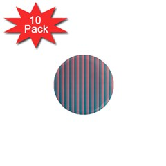 Hald Simulate Tritanope Color Vision With Color Lookup Tables 1  Mini Magnet (10 Pack)