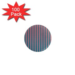 Hald Simulate Tritanope Color Vision With Color Lookup Tables 1  Mini Magnets (100 Pack)