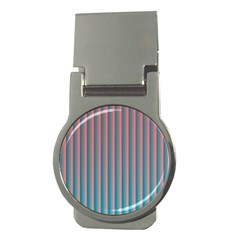 Hald Simulate Tritanope Color Vision With Color Lookup Tables Money Clips (round)