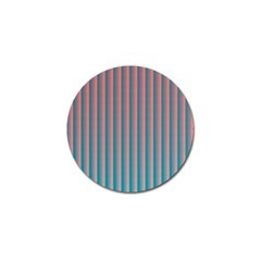 Hald Simulate Tritanope Color Vision With Color Lookup Tables Golf Ball Marker