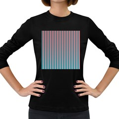 Hald Simulate Tritanope Color Vision With Color Lookup Tables Women s Long Sleeve Dark T-Shirts