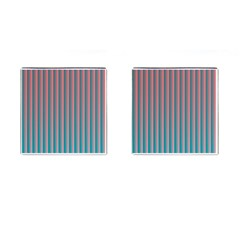 Hald Simulate Tritanope Color Vision With Color Lookup Tables Cufflinks (square)