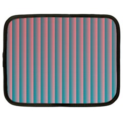 Hald Simulate Tritanope Color Vision With Color Lookup Tables Netbook Case (XXL)