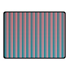 Hald Simulate Tritanope Color Vision With Color Lookup Tables Fleece Blanket (small)