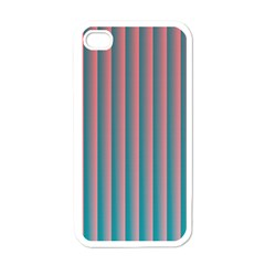Hald Simulate Tritanope Color Vision With Color Lookup Tables Apple Iphone 4 Case (white)