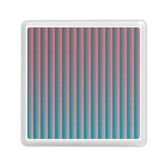 Hald Simulate Tritanope Color Vision With Color Lookup Tables Memory Card Reader (square)