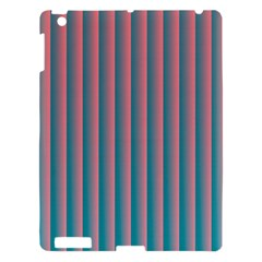 Hald Simulate Tritanope Color Vision With Color Lookup Tables Apple iPad 3/4 Hardshell Case