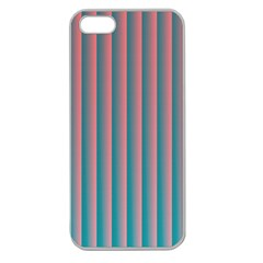 Hald Simulate Tritanope Color Vision With Color Lookup Tables Apple Seamless iPhone 5 Case (Clear)