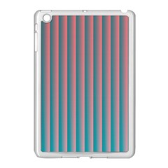 Hald Simulate Tritanope Color Vision With Color Lookup Tables Apple iPad Mini Case (White)