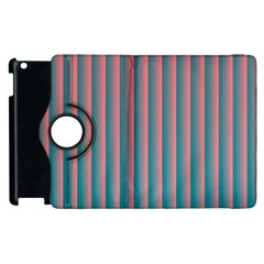 Hald Simulate Tritanope Color Vision With Color Lookup Tables Apple iPad 3/4 Flip 360 Case
