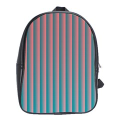 Hald Simulate Tritanope Color Vision With Color Lookup Tables School Bags (xl)
