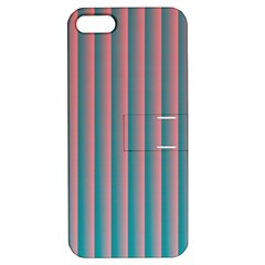 Hald Simulate Tritanope Color Vision With Color Lookup Tables Apple iPhone 5 Hardshell Case with Stand