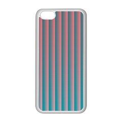 Hald Simulate Tritanope Color Vision With Color Lookup Tables Apple iPhone 5C Seamless Case (White)