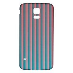 Hald Simulate Tritanope Color Vision With Color Lookup Tables Samsung Galaxy S5 Back Case (white)