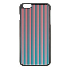Hald Simulate Tritanope Color Vision With Color Lookup Tables Apple Iphone 6 Plus/6s Plus Black Enamel Case