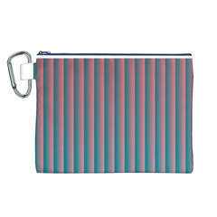 Hald Simulate Tritanope Color Vision With Color Lookup Tables Canvas Cosmetic Bag (L)