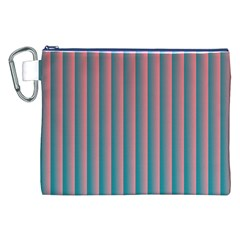 Hald Simulate Tritanope Color Vision With Color Lookup Tables Canvas Cosmetic Bag (XXL)