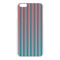 Hald Simulate Tritanope Color Vision With Color Lookup Tables Apple Seamless iPhone 6 Plus/6S Plus Case (Transparent)