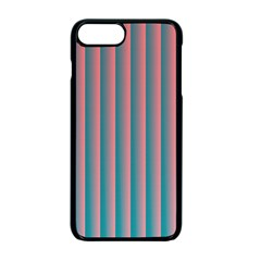 Hald Simulate Tritanope Color Vision With Color Lookup Tables Apple Iphone 7 Plus Seamless Case (black)