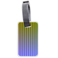 Hald Identity Luggage Tags (Two Sides)