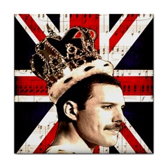 Freddie Mercury Tile Coasters